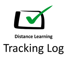 Distance Learning Tracking Log